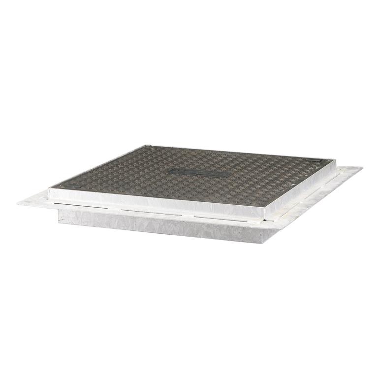 450mm x 450mm x 100mm Panel /& Surround Meter Box